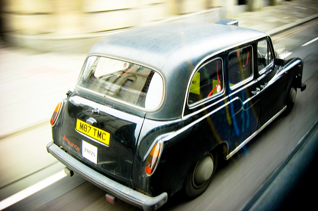 london cab Umberto